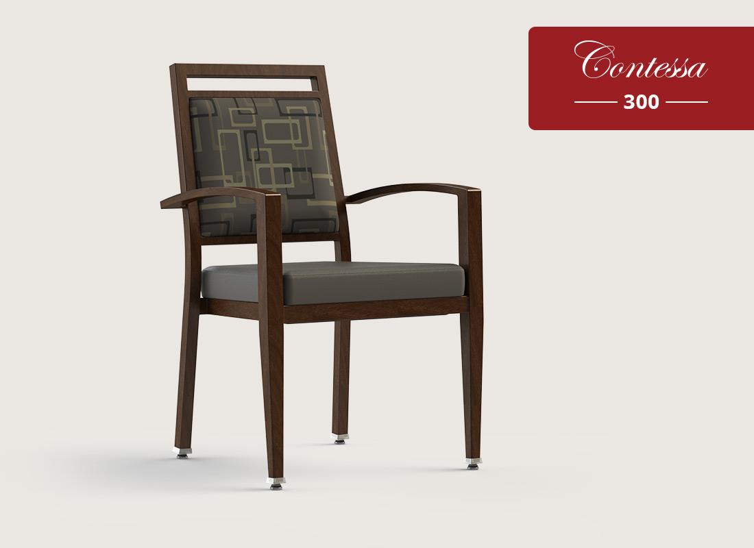 Contessa 300 w/ Chair Caddie