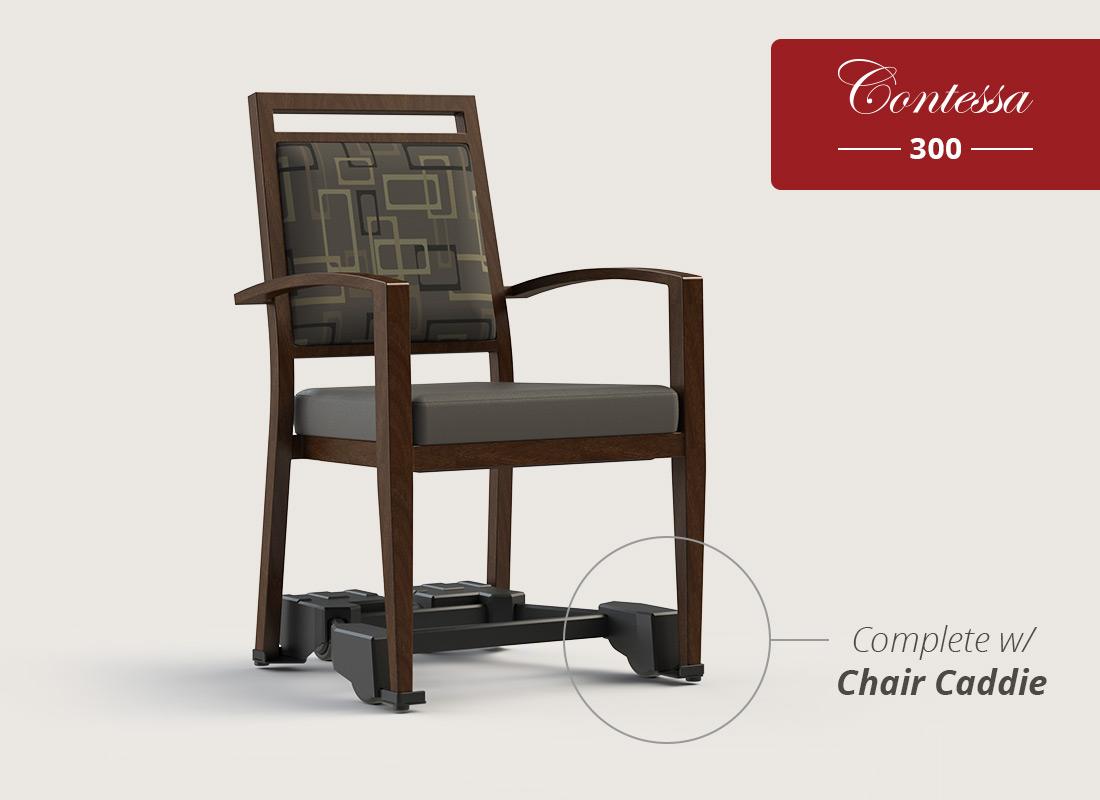 Contessa-300-w-Chair-Caddie