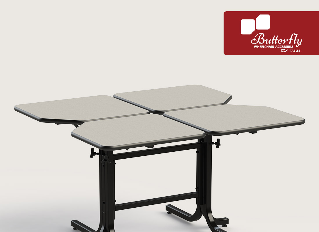 BFL-4(2/2) Adjustable Table