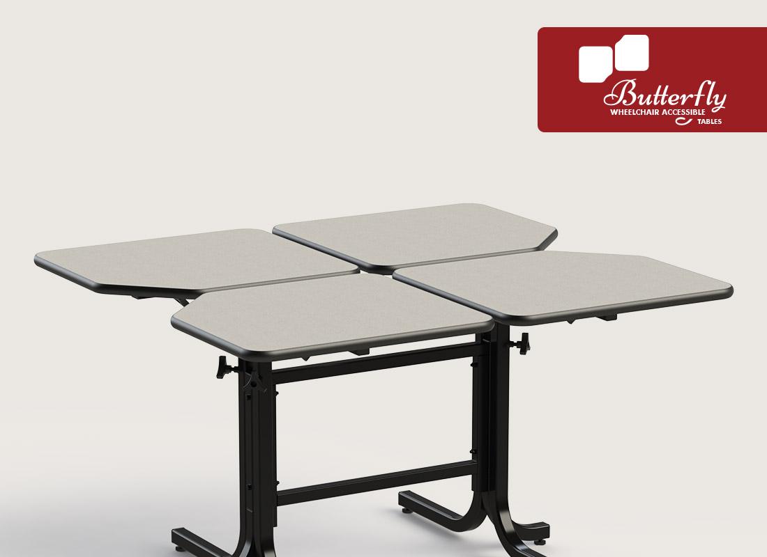 BFL-4(2/2) Adjustable Table